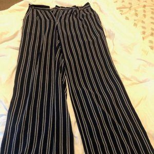 Striped Pants from Michael Kors